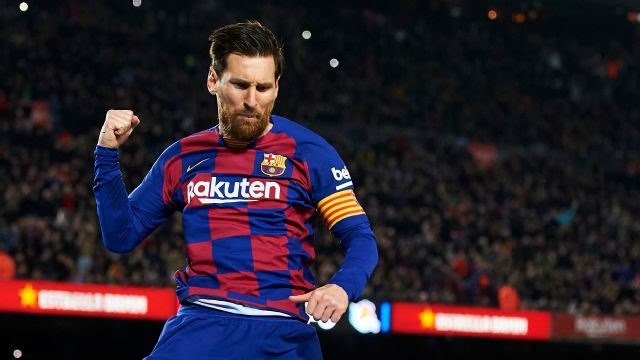 Messi to agree new 2-year deal at Barcelona